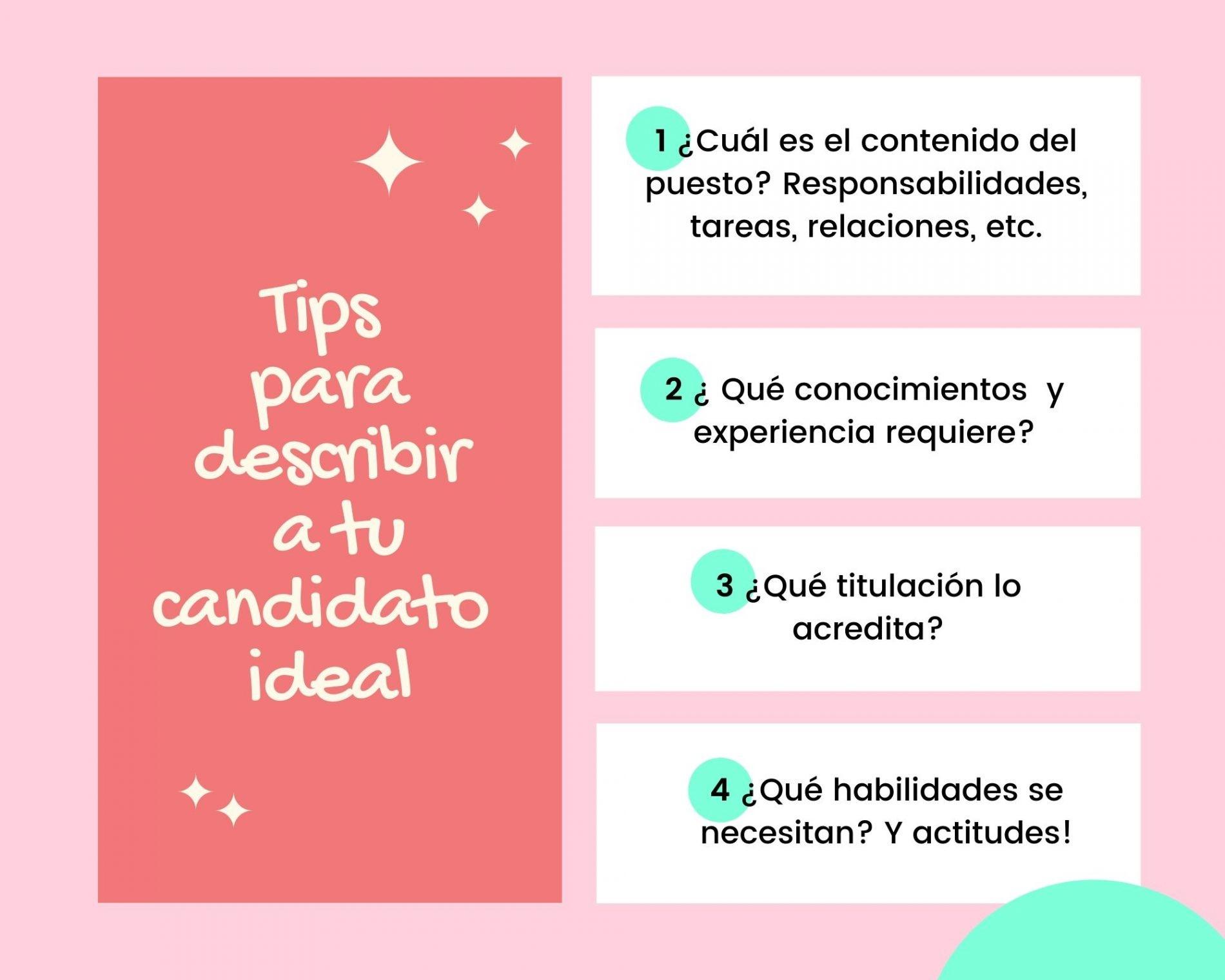 Tips para seleccionar al candidato adecuado para tu empresa  - Mayte Carvajal - Woman Mentoring
