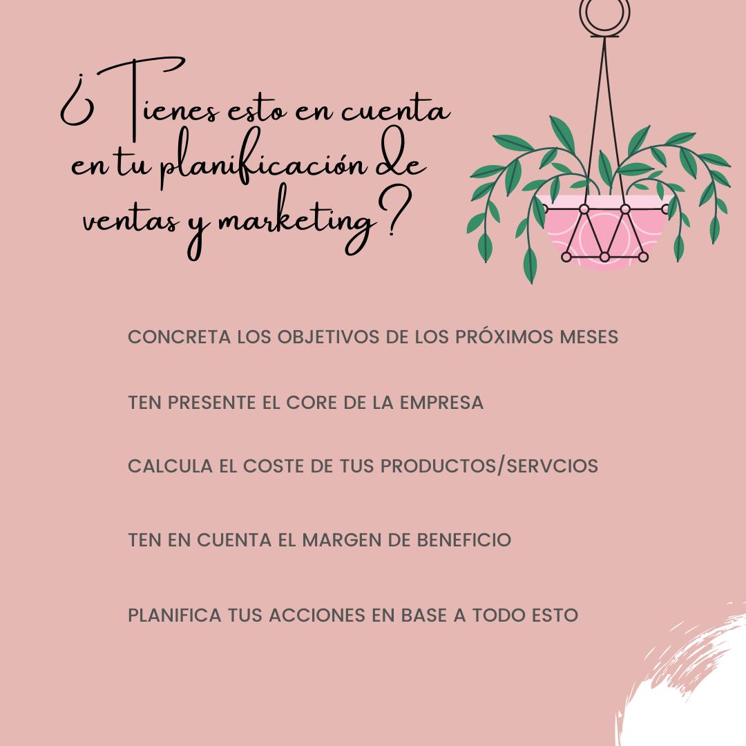 COMO DISEÑAR TU ESTRATEGIA DE VENTAS (O CÓMO COSER EL VESTIDO) - Mayte Carvajal - Woman Mentoring